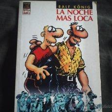 Cómics: LA NOCHE MAS LOCA. Lote 30051815