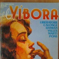 Cómics: EL VIBORA Nº 74. Lote 30149455