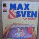 Cómics: MAX SEVEN – 1ª ED. AÑO 2005 – NOVELA GRÁFICA – LA CÚPULA – NUEVO (PRECINTADO) –. Lote 30580654