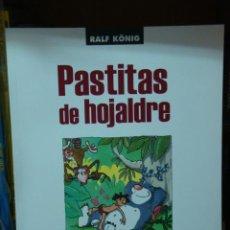 Cómics: PASTITAS DE HOJALDRE, DE RALF KÖNIG. Lote 30883211