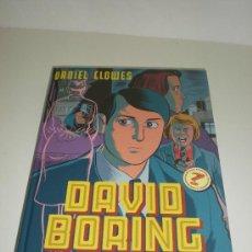 Cómics: DAVID BORING - DANIEL CLOWES - LA CUPULA. Lote 30914467