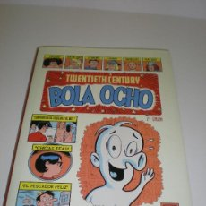 Cómics: TWENTIETH CENTURY BOLA OCHO (CARTONÉ) - DANIEL CLOWES - LA CUPULA. Lote 30914511