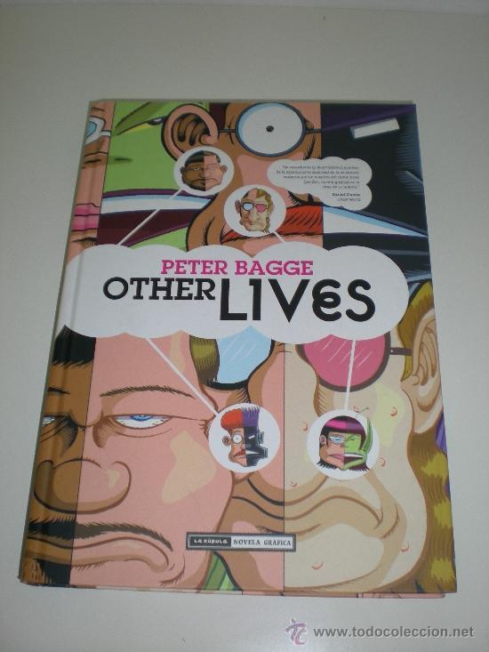 OTHER LIVES - PETER BAGGE - LA CUPULA (Tebeos y Comics - La Cúpula - Comic USA)