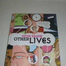 Cómics: OTHER LIVES - PETER BAGGE - LA CUPULA. Lote 30923169