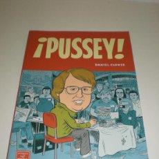 Cómics: PUSSEY! - DANIEL CLOWES - LA CUPULA. Lote 30923195