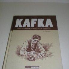Cómics: KAFKA - ROBERT CRUMB - LA CUPULA. Lote 30948084