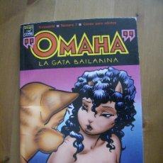 Fumetti: OMAHA LA GATA BAILARINA Nº 7. LA CÚPULA, 1991.. Lote 31093279