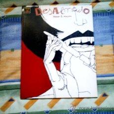 Cómics: DESALMADO, DE PERRO Y MIGOYA (LA CUPULA, RUSTICA, B/N). Lote 31214604