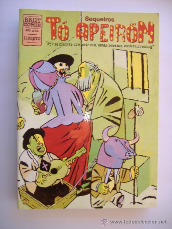 BRUT COMIX.TO APEIRON.SEQUEIROS (Tebeos y Comics - La Cúpula - Comic USA)