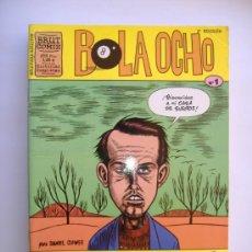 Cómics: BRUT COMIX.BOLA OCHO.HISTORIAS COMPLETAS.DANIEL CLOWES. Lote 31214754