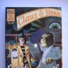 Cómics: BRUT COMIX.CLAUS SIMON.HISTORIA COMPLETA. Lote 31214769