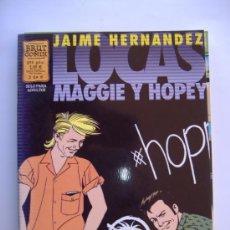 Cómics: BRUT COMIX..3 DE 6.LOCAS MAGGIE Y HOPEY.JAIME HERNANDEZ. Lote 31215133
