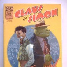 Cómics: BRUT COMIX.CLAUS Y SIMON EN HOLLYWOOD.HISTORIA COMPLETA. Lote 31215196