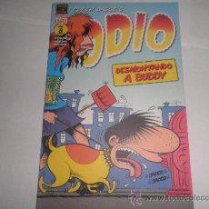 Comics: ODIO Nº 8 VIBORA COMIX NOVELA GRAFICA . Lote 31774312