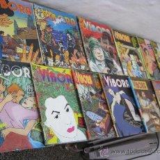 Cómics: LOTE 13 EL VIBORA ANTIGUOS '80. Lote 31781793