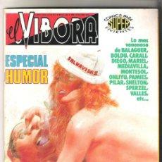Cómics: EL VIBORA ESPECIAL HUMOR. Lote 31847708
