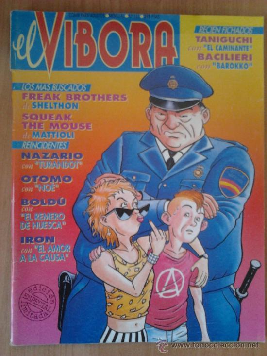 EL VÍBORA Nº 151 (Tebeos y Comics - La Cúpula - El Víbora)