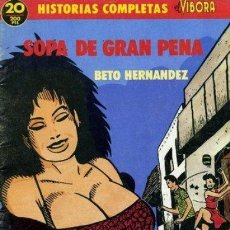 Cómics: HISTORIAS COMPLETAS EL VIBORA Nº20. Lote 32136335