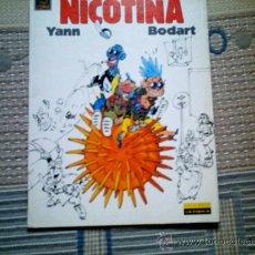 Cómics: NICOTINA, DE YANN Y BODART (LA CUPULA). Lote 32277013