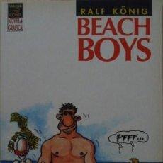 Cómics: BEACH BOYS DE RALF KÖNIG - LA CÚPULA. Lote 32397838