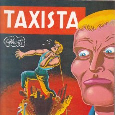 Cómics: COMIC RUSTICA COLECCION EL VIBORA SERIES EL TAXISTA AUTOR MARTI. Lote 32422065