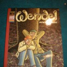 Cómics: WENDEL - COMIC DE TEMÁTICA GAY DE HOWARD CRUSE - LA CÚPULA 2004 - NUEVO. Lote 35806399