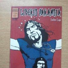 Cómics: LIBERIO PARANOIA (ISIDORO LAGO) (BRUT COMIX). Lote 32558489