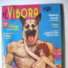 Cómics: EL VIVORA--Nº 125--AÑO 1989 ORIGINAL. Lote 32702447