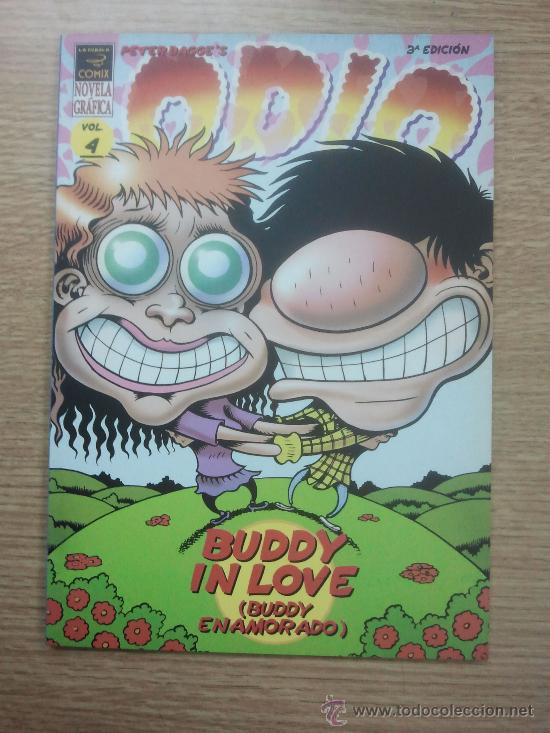 ODIO #4 3ª EDICION (PETER BAGGE) (Tebeos y Comics - La Cúpula - Comic USA)