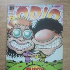 Cómics: ODIO #4 3ª EDICION (PETER BAGGE). Lote 32761217