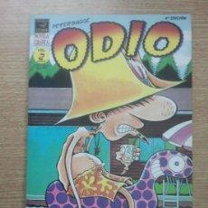 Cómics: ODIO #2 4ª EDICION (PETER BAGGE). Lote 32761261