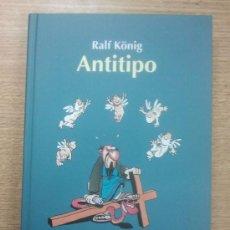 Cómics: ANTITIPO (RALF KONIG). Lote 32774487
