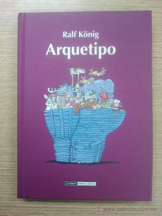 ARQUETIPO (RALF KONIG) (Tebeos y Comics - La Cúpula - Comic Europeo)