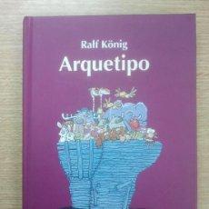 Cómics: ARQUETIPO (RALF KONIG). Lote 32774504