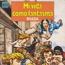 Cómics: MI VIDA COMO FANTASMA.. Lote 32786078
