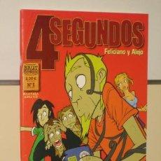 Comics : 4 SEGUNDOS Nº 1 LA CUPULA BRUT COMIX OFERTA. Lote 203270342