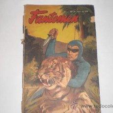 Cómics: FANTOMEN NR:10- 1958 . Lote 33467148