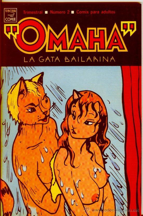 OMAHA LA GATA BAILARINA Nº 2 - 1990 LA CÚPULA 1ª EDICIÓN (Tebeos y Comics - La Cúpula - Comic USA)