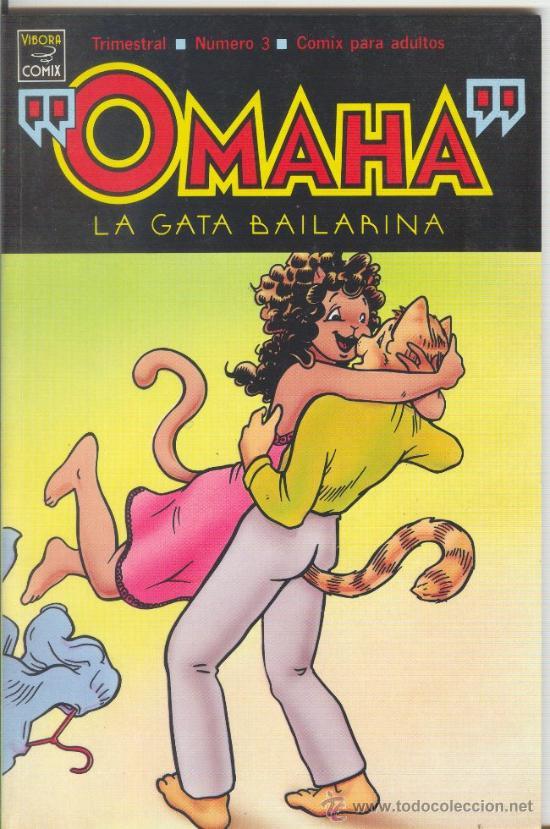 OMAHA LA GATA BAILARINA Nº 3 - 1990 LA CÚPULA 1ª EDICIÓN (Tebeos y Comics - La Cúpula - Comic USA)