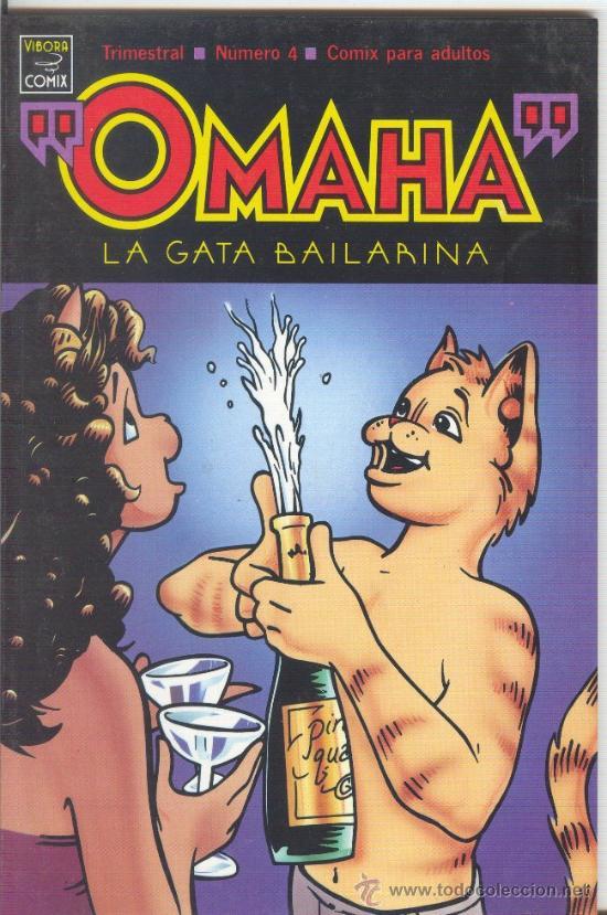 OMAHA LA GATA BAILARINA Nº 4 - 1990 LA CÚPULA 1ª EDICIÓN (Tebeos y Comics - La Cúpula - Comic USA)