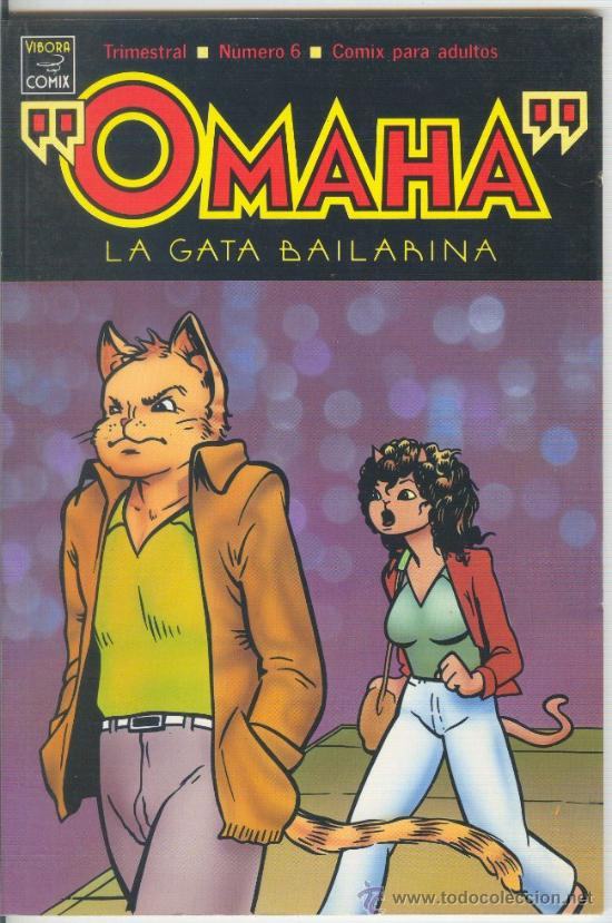 OMAHA LA GATA BAILARINA Nº 6 - 1990 LA CÚPULA 1ª EDICIÓN (Tebeos y Comics - La Cúpula - Comic USA)