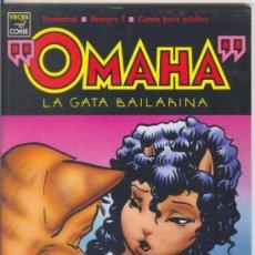 Cómics: OMAHA LA GATA BAILARINA Nº 7 - 1990 LA CÚPULA 1ª EDICIÓN. Lote 33532940