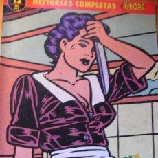 Cómics: HISTORIAS COMPLETAS EL VIBORA 13 - HURACAN - BALDAZZINI . Lote 34165889
