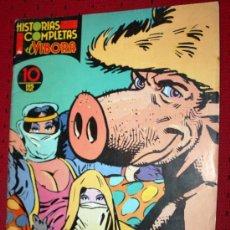 Cómics: EL CERDO EDMUNDO ( DE ROCHETTE Y VEYRON).HISTORIAS COMPLETAS DE EL VIBORA Nº10.. Lote 34762712