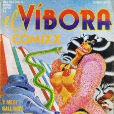 Cómics: EL VÍBORA - Nº 4 - Y MEDI - GALLARDO - NAZARIO - PONS - PONTIAC. Lote 34402962