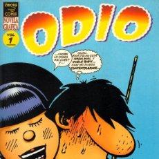 Cómics: ODIO (PETER BAGGE) [NUMEROS 2 Y 3]. Lote 34615188