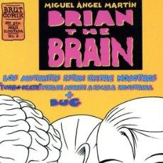 Cómics: BRIAN THE BRAIN Nº2 (MIGUEL ANGEL MARTIN). Lote 35142941