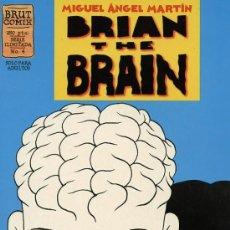 Cómics: BRIAN THE BRAIN Nº4 (MIGUEL ANGEL MARTIN). Lote 35142956