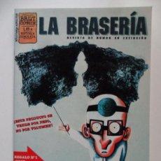 Cómics: LA BRASERÍA Nº 1 . BRUT COMIX. Lote 35184182