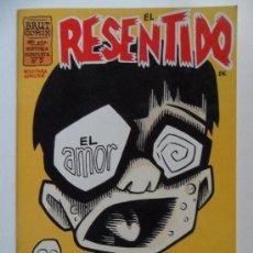 Cómics: EL RESENTIDO Nº 3 . EL AMOR . JUACO . BRUT COMIX. Lote 35186295